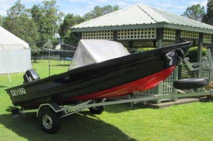Swap/Sell Boat for car and Trailer Fraser Coast
