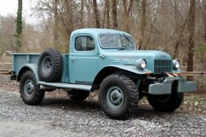 Looking for 1945-68 power wagon parts