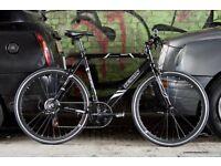 Brand New TEMAN PRO-3.0 aluminium 21 speed hybrid road bike cdeq1