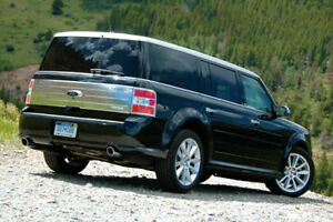 2009 Fully-Loaded Ford Flex Limited Edition