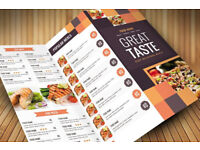 Menu Card Design is one of the most important advertising tool for every restaurant