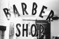 coiffure/coiffuse pour Hommes