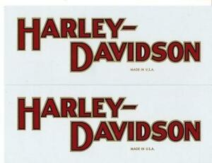 Harley Tank Decal EBay - Harley davidson custom vinyl stickers