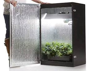 Grow box . All included. Lights ventilation.