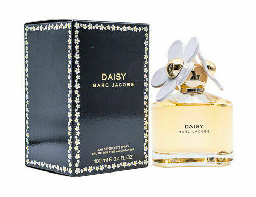 Marc Jacobs Daisy by Marc Jacobs 3.4 oz EDT Perfume for Women New In Box