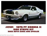 Mustang Side Decals