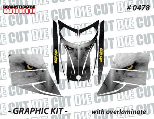 Ski Doo Graphics Decals Amp Stickers Ebay