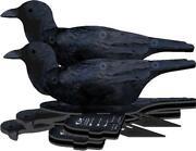 Crow Decoys