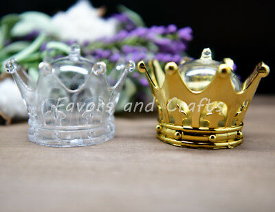 12 Fillable Crowns Quinceanera Princess Wedding Favors Recuerdos Corona Sweet 16](Sweet 16 Favors)