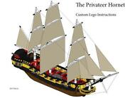 Lego Custom Pirate