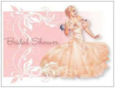 20 Wedding Shower INVITATIONS Post Cards POSTCARDS $AVE](Post Wedding Invitations)