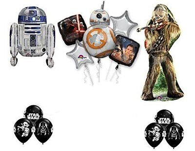 The Ultimate Star Wars Birthday Party Supplies and Balloon decorations - Star Wars Birthday Decorations