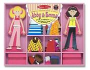 Melissa and Doug Magnetic Dress Up