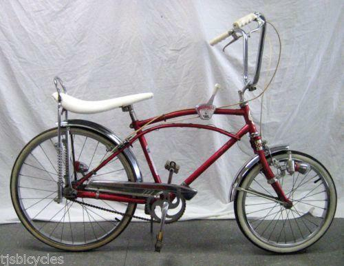 Vintage Schwinn Stingray Bike Ebay