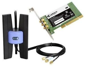 Linksys Wireless PCI Adapter for PC