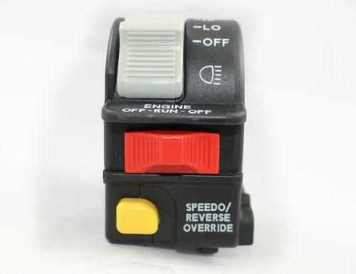 polaris handlebar switch parts accessories polaris headlight switch