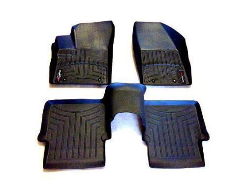 Weathertech Floor Mats 2012 Toyota Camry Ebay