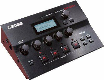 BOSS Guitar Effects Processor GT-001 New in Box
