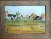 Amish Painting