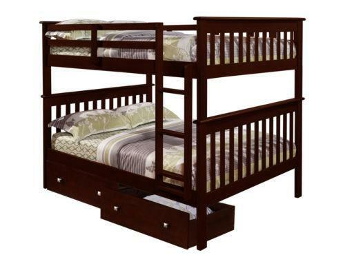 Bunk Beds With Drawers Ebay