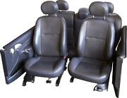 Focus MK1 Leather Seats