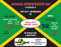 We're Celebrating Jamaica Independence Day