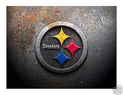 Pittsburgh Steelers edible cake image topper frosting party decoration - Pittsburgh Steelers Cake Decorations