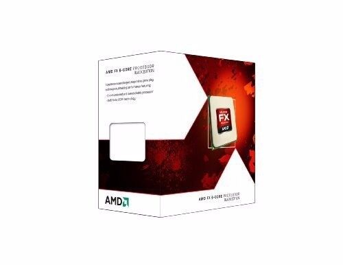AMD FX6300 Black Edition 6 Core (3.5/4.1GHz, 8MB Level 3 Cache, 6MB Level 2 Cache, Socket AM3+, 95W