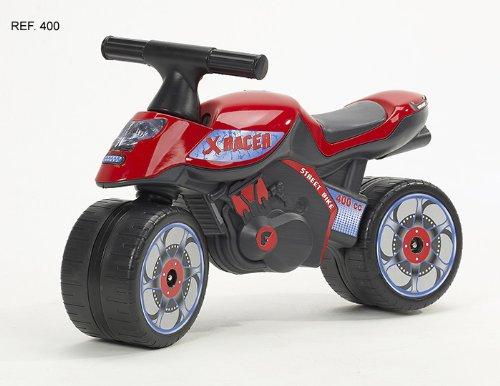Moto giocattolo cavalcabile Xrider Falk 400  colore: Rosso