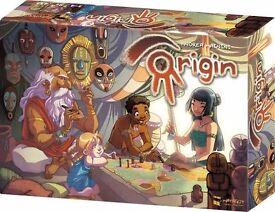 Origin board game - in shrink