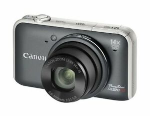 Canon PowerShot SX220 HS Appareil Photo Numérique Digital Camera