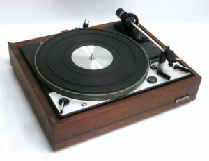 Wanted: Someone to Oil/Service Dual Turntable