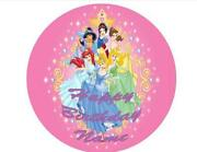Disney Princess Cake Toppers