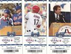 Texas Rangers MLB Tickets