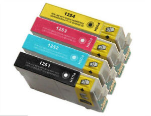 New Compatible Ink Cartridges for Epson Printers