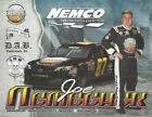 Joe Nemechek NASCAR Postcards