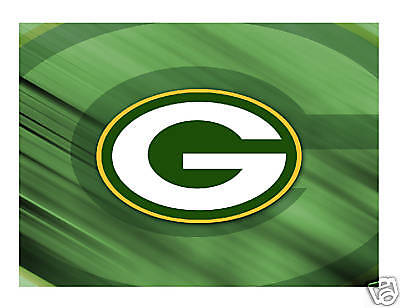 Green Bay Packers edible cake image topper frosting party decoration (Green Bay Packers Party Decorations)