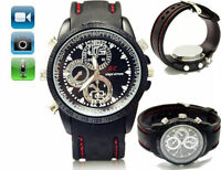 Brand New Video Camera Watches For Sale!