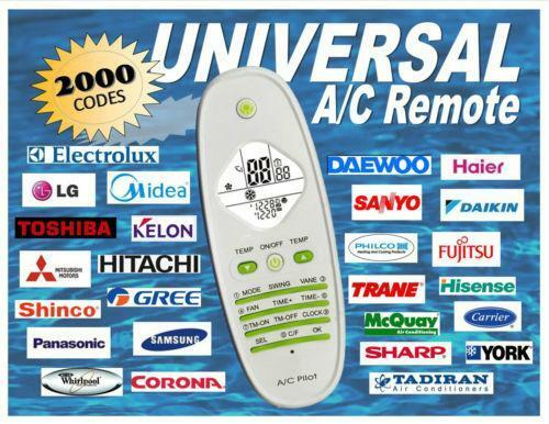 Carrier Ac Remote Control Ebay