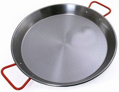 - Paella pan. / Paellera 4 servings. 12