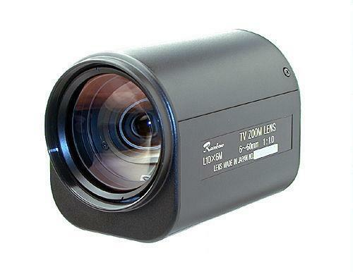 Cctv Motorized Zoom Lens Ebay
