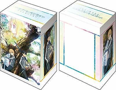 """Bushiroad Deck Holder Collection V2 Vol.740 """"Sword Art Online Alicization"""""""
