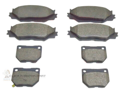 LEXUS IS220d IS220 DIESEL IS250 FRONT & REAR MINTEX BRAKE DISC PADS FULL SET NEW