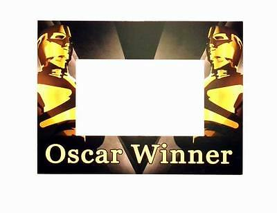 Lot Of 24 Pieces    Oscar Winner  Themed Party Card Picture Frames With Easel