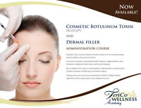 Botox® and Dermal Filler Course