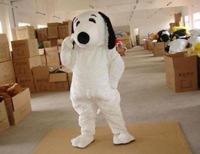Cartoon Dog Mascot Costume Adult Suit Halloween Cosplay Pary Game Fancy Dress - Dog Halloween Fancy Dress Uk