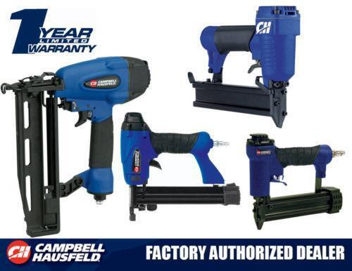 Campbell Hausfeld Nail Gun Ebay