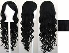 Cosplay Black Wigs & Hairpieces