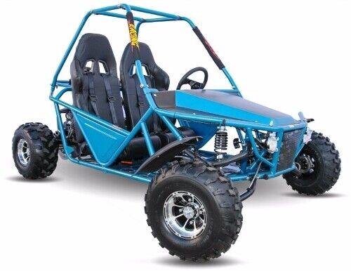 200cc Batman Go Kart Automatic With Reverse - Batman 200M