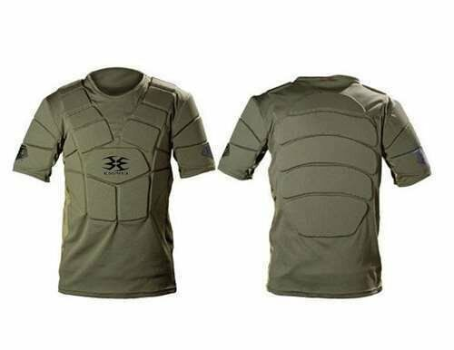 Empire BT Paintball Chest Protector - Olive - Small/Medium